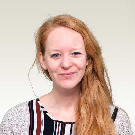 Foto Carmen van den Berg, adviseur bij Stimular