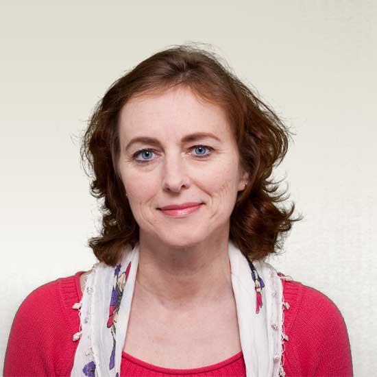 Foto Mirjam Jansen, secretariaat bij Stimular